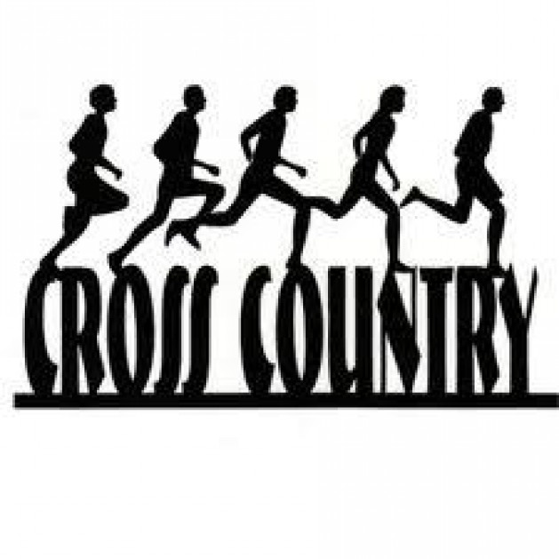 Cross country running clipart free images