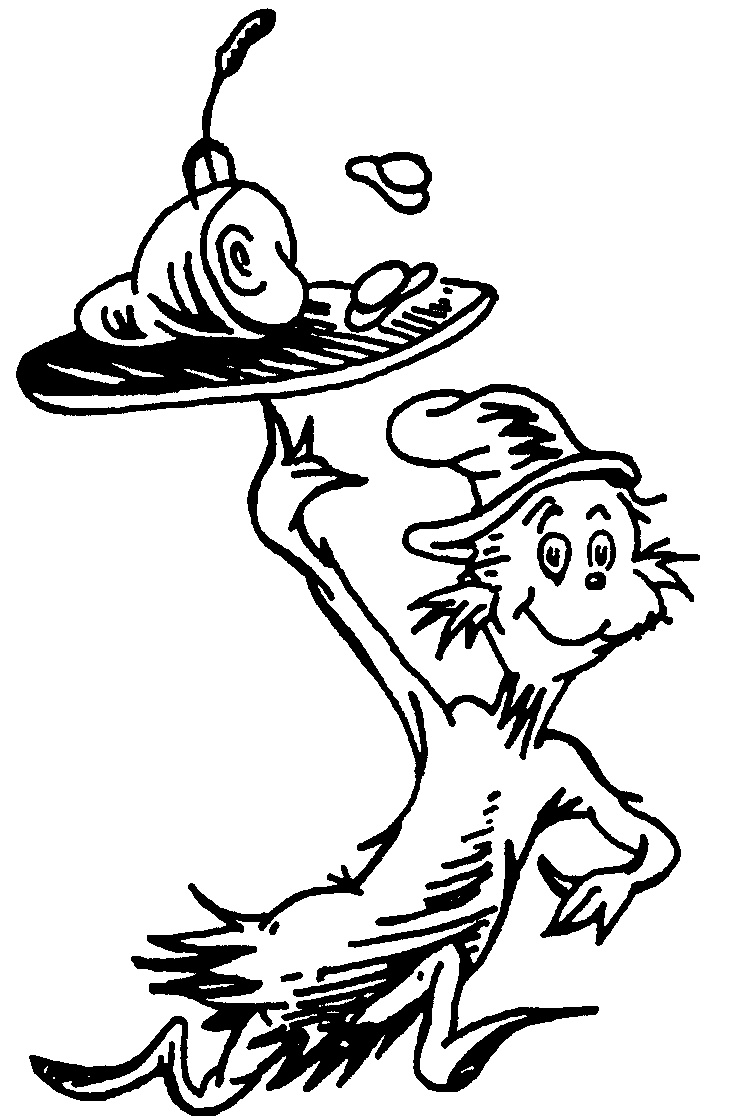 Dr seuss clip art green eggs and ham free 5