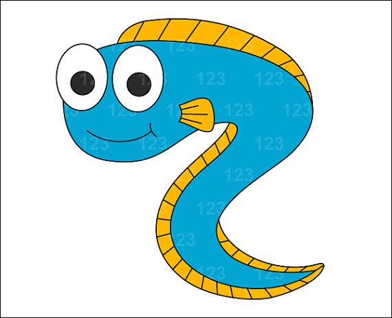 Eels clipart clipartfox