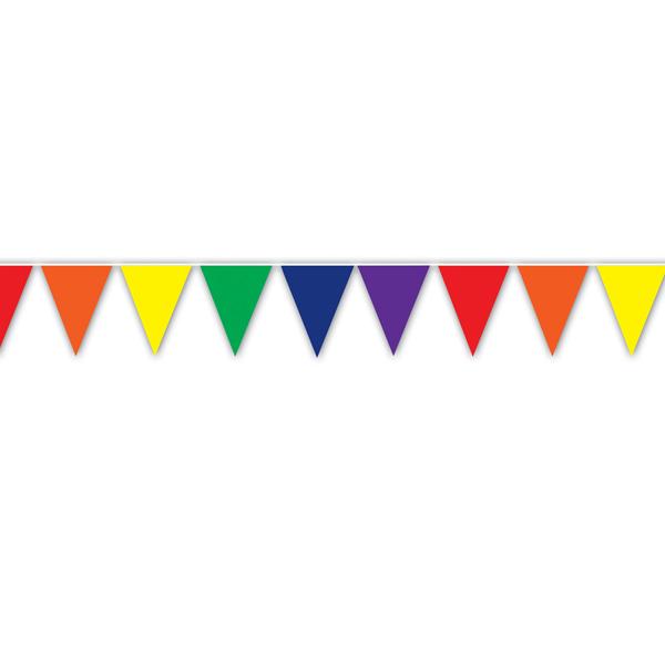 Flag banner pennant banner clipart 3
