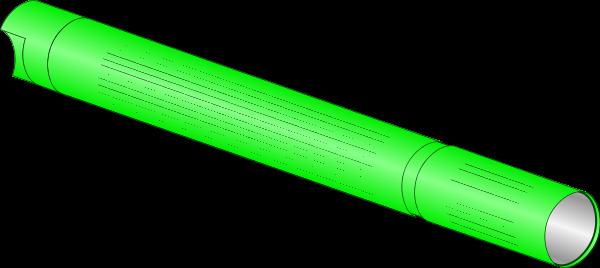 Flashlight vector clip art