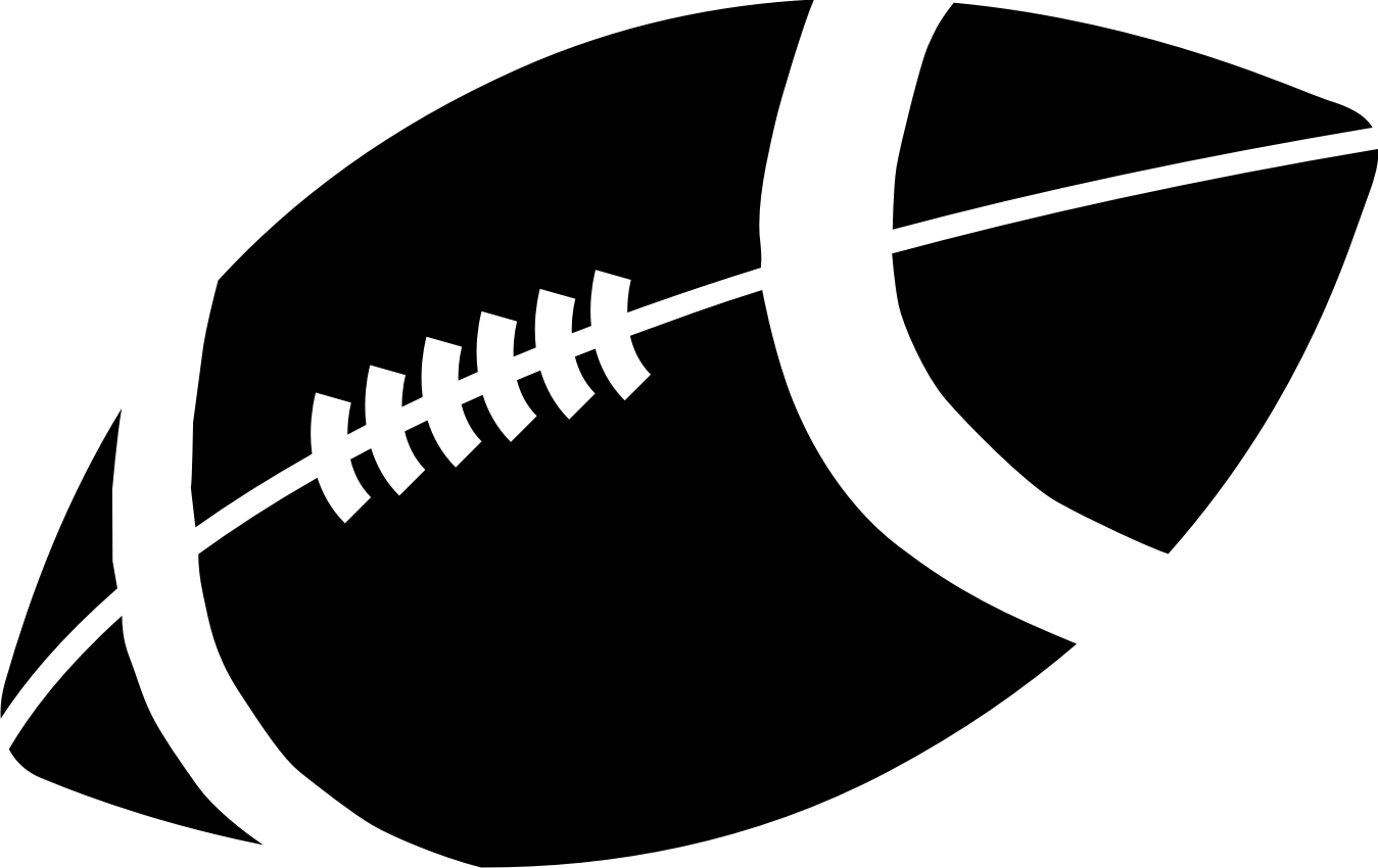Football laces football lace clip art clipart 6