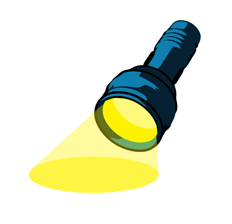 Free animated flashlight clipart clipartfox