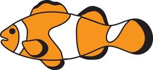 Free clownfish clip art image a