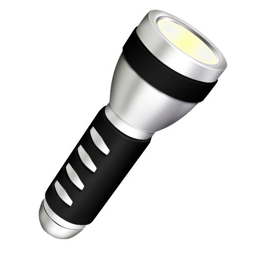 Free flashlight clip art