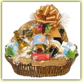 Gift basket t basket clip art 4