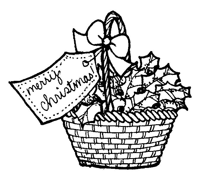 Gift basket t basket clipart free images 6