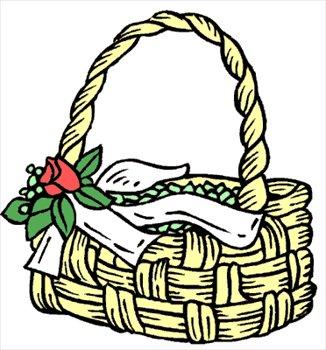 Gift basket t basket clipart free images 7