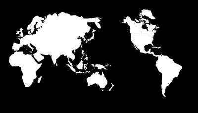 Globe  black and white globe clipart black and white clipartfest