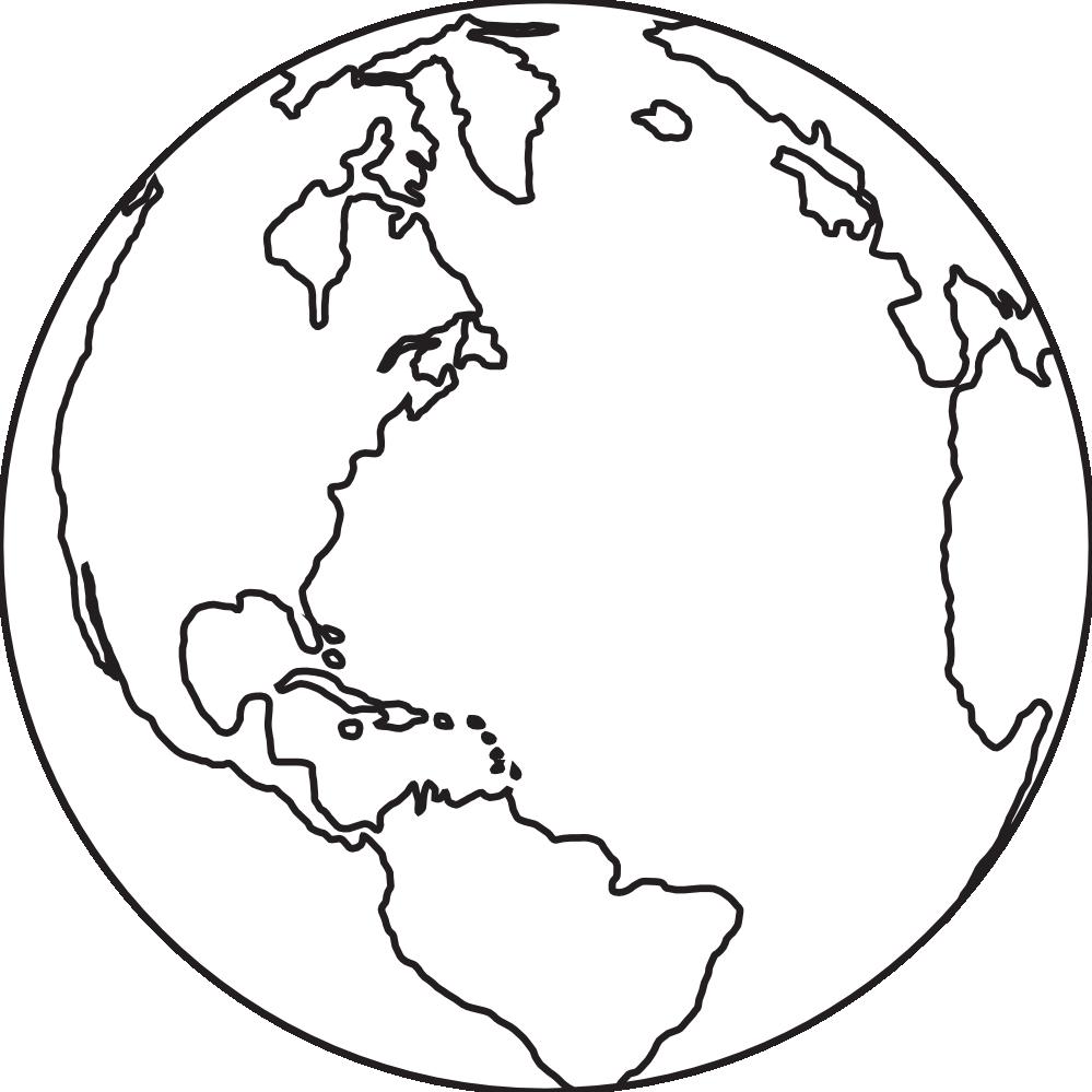 Globe  black and white globe clipart black and white free images 7