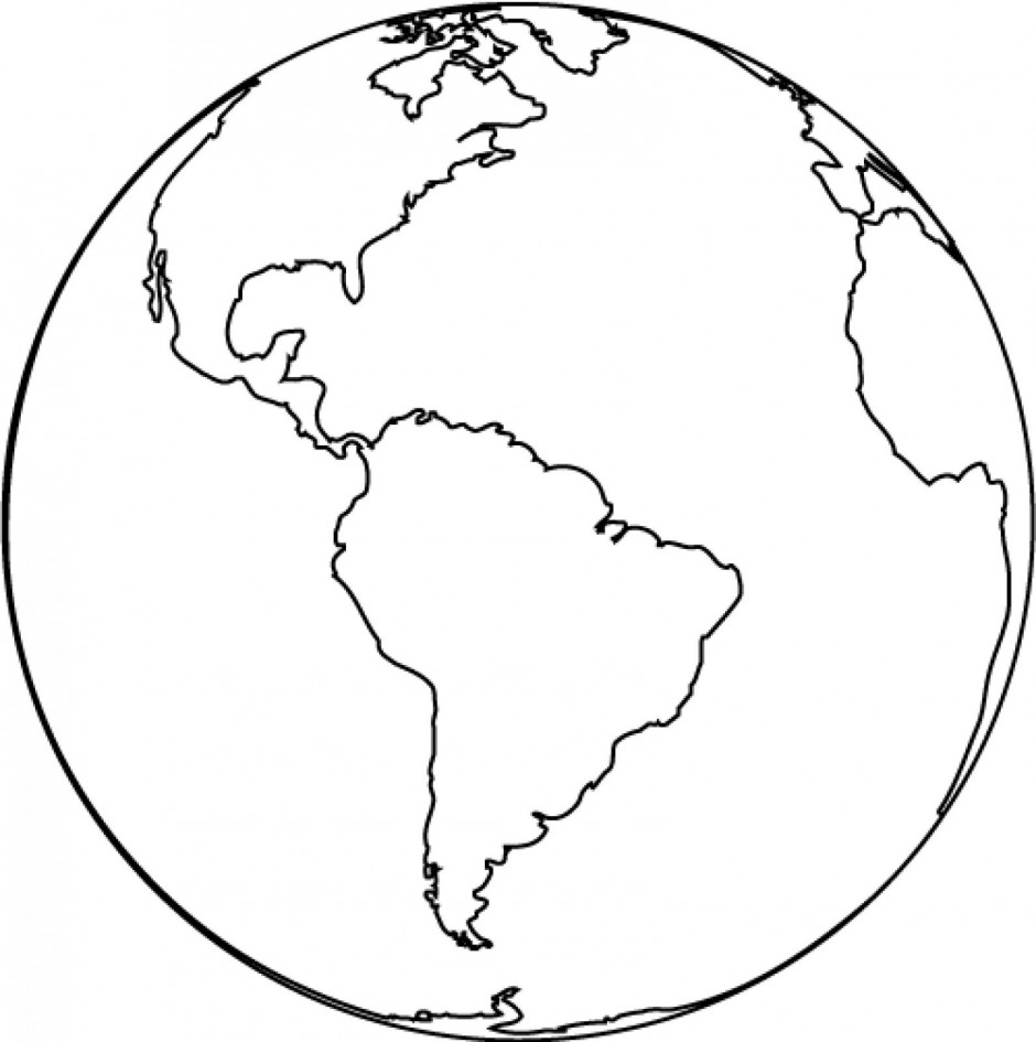 Globe  black and white globe clipart black and white free images