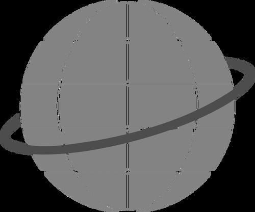 Globe  black and white globe icon vector clip art vectors