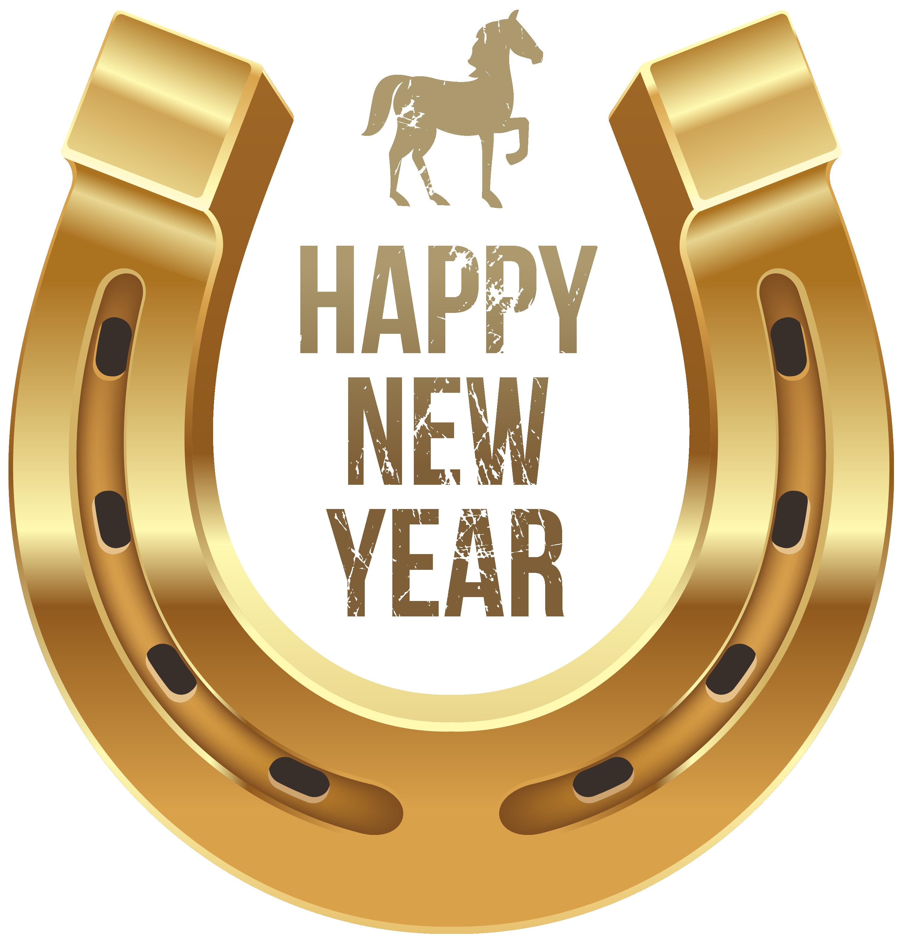 Gold horseshoe clip art horse shoe log clipart