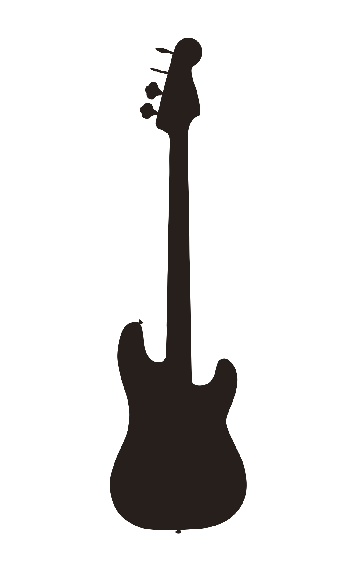 Guitar  black and white guitar clipart black and white images pictures becuo