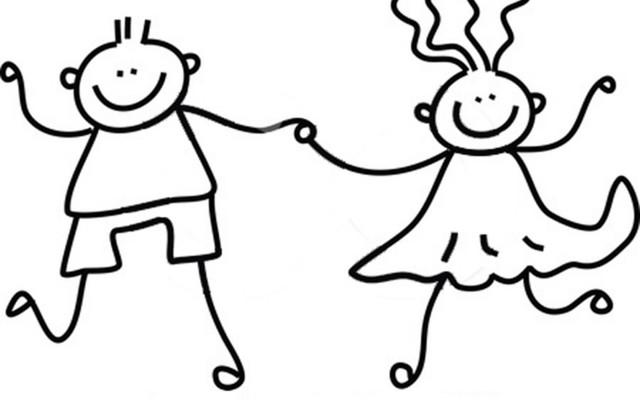Hand  black and white holding hands black and white clipart 3