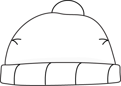 Hat  black and white hat clip art images 3