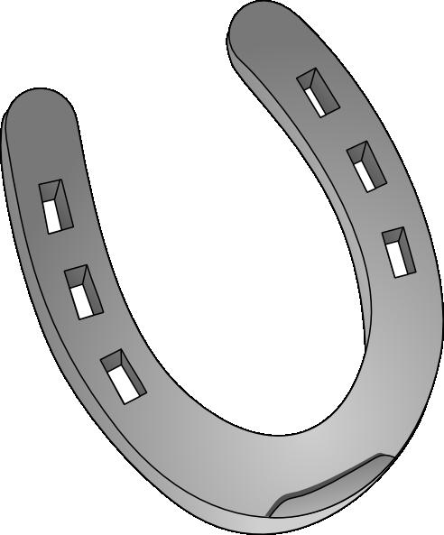 Horse shoe clip art clipart