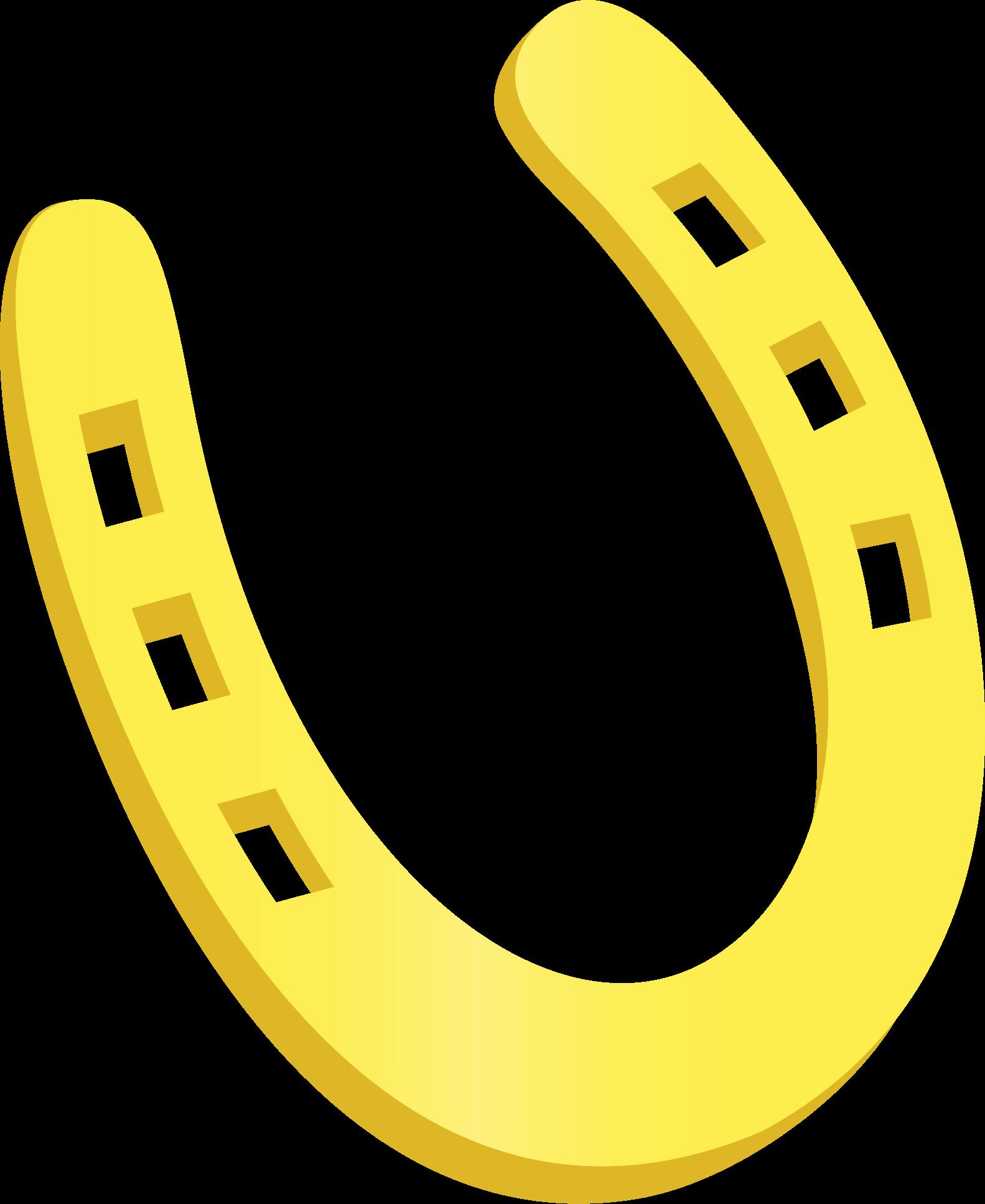Horse shoe clipart horseshoe