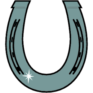 Horse shoe horseshoe clipart cliparts of free download wmf