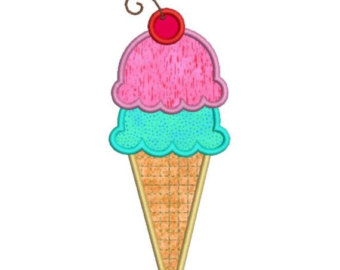 Ice cream scoop double scoop ice cream clipart clipartfest
