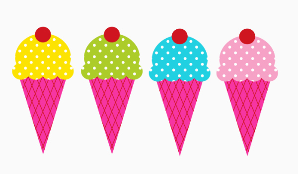 Ice cream scoop ice cream clipart 2