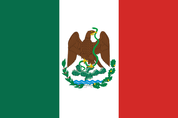 Images mexican flag coloring kids pages clip art