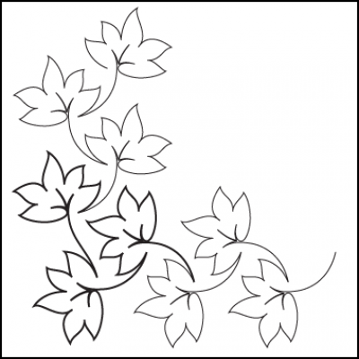 Leaves  black and white black and white leaf border fall leaves clipart