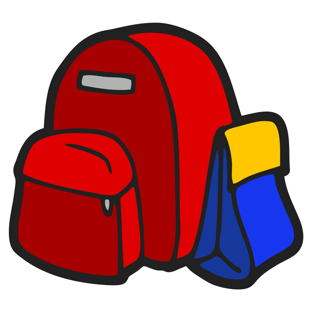 Lunch box backpack and lunch clipart clipartfest