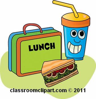 Lunch box clipart lunch in bin clipartfest