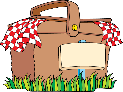 Lunch box lunch bag clipart