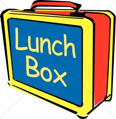 Lunch box lunch clipart free images