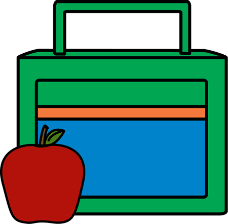 Lunch box school lunch clip art images vector