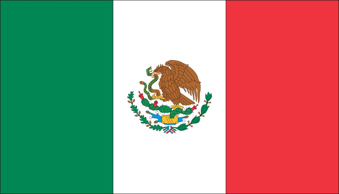 Mexican flag clip art free clipart images 2
