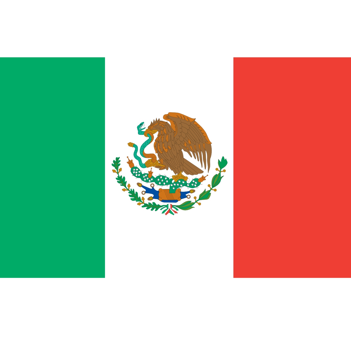 Mexican flag clip art free clipart images