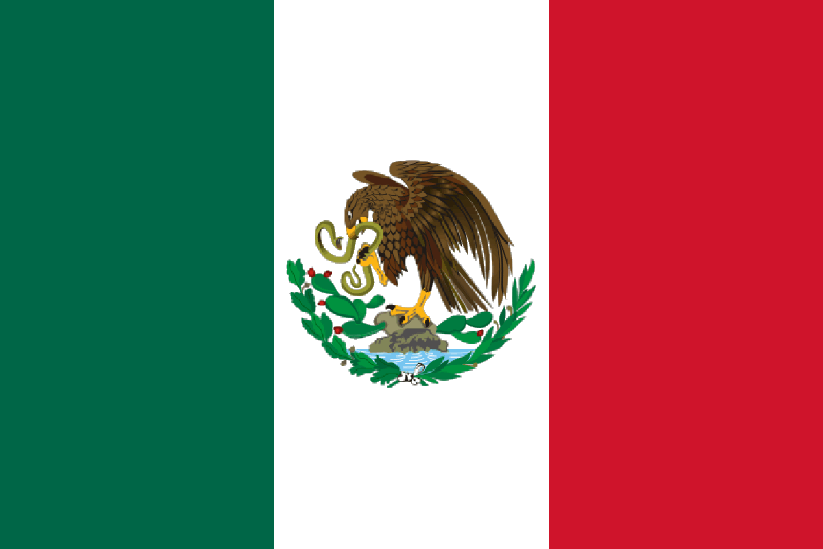 Mexican flag free download clip art on clipart