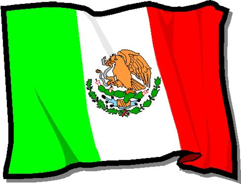 Mexican flag images free download clip art