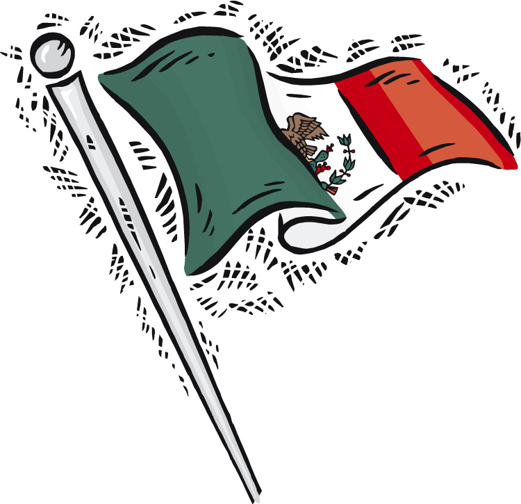 Mexican flag mexico flag cliparts and others art inspiration