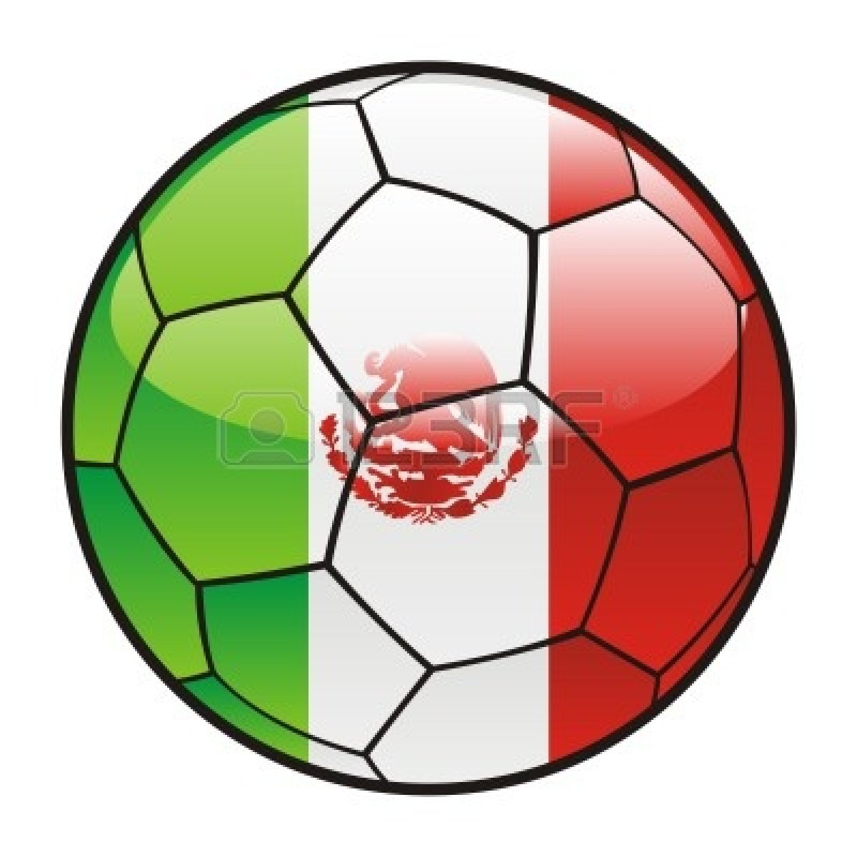 Mexican flag pictures clip art clipart