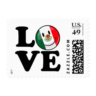 Mexican flag postage zazzle clipart