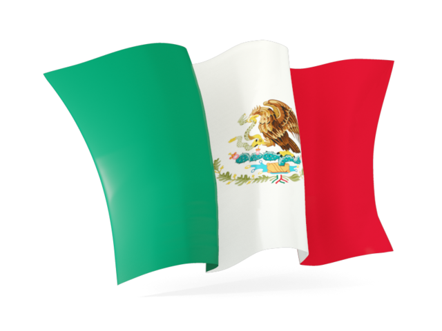 Mexican flag waving clipart clipartfest 3
