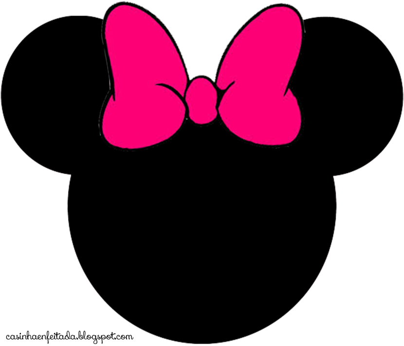 Minnie mouse bow clip art free clipart images 4 2