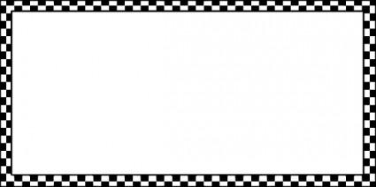 Nascar race car black clipart 2
