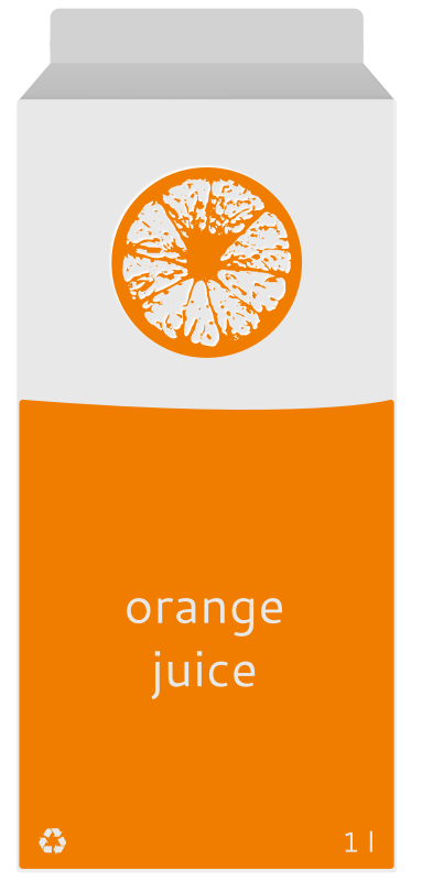 Orange juice clip art fruit