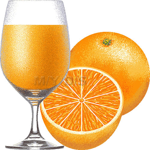 Orange juice clipart free clip art