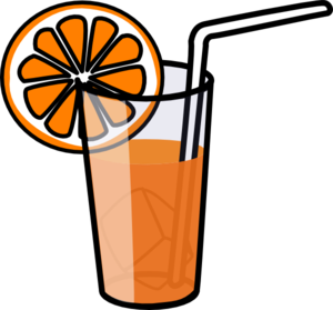 Orange juice clipart free images