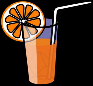 Orange juice clipart free images