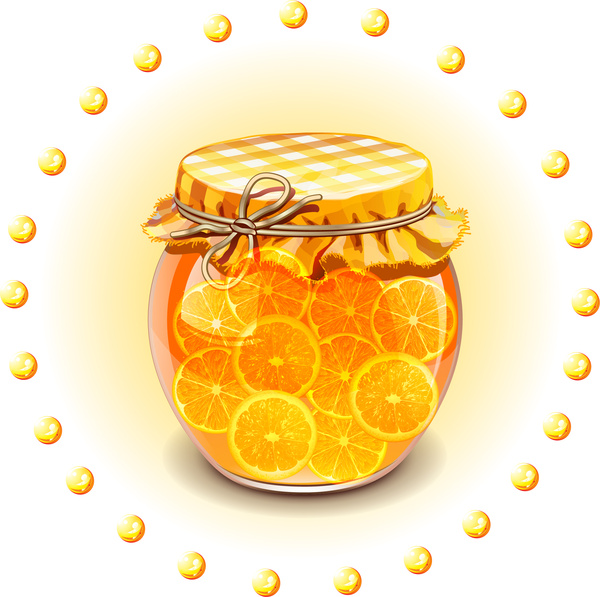 Orange juice clipart free vector download free
