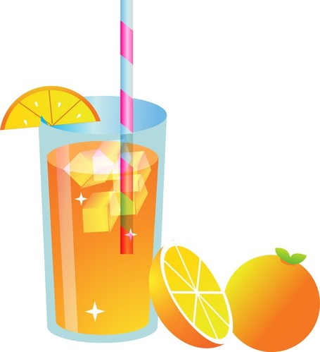 Orange juice juice clip art vector graphics
