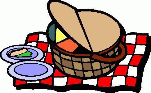 Picnic basket clip art free clipart images 2