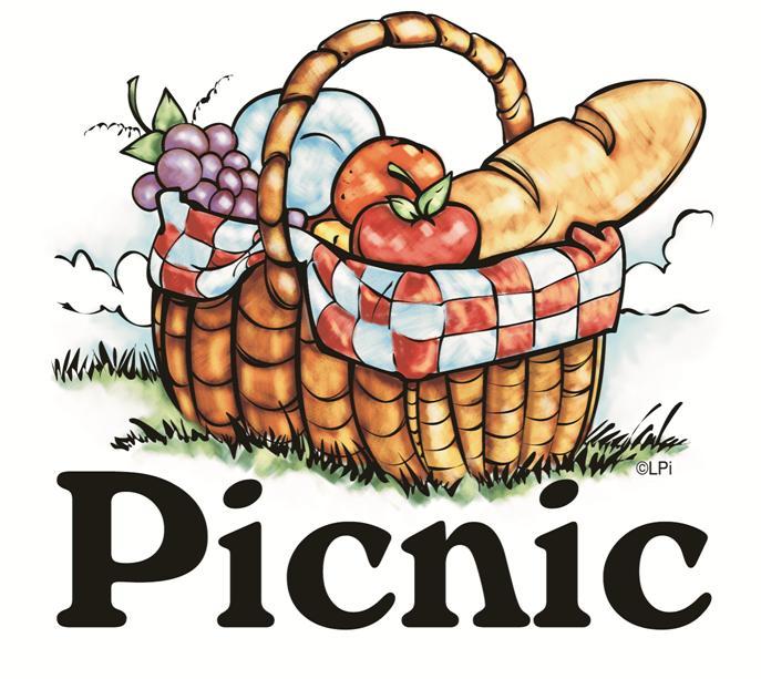 Picnic basket clip art free clipartfest